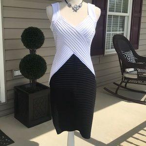 Calvin Klein stretchy dress